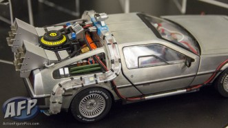 Toy Fair 2015 Hot Wheels Elite Back to the Future DeLorean (4 of 11)