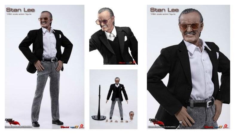 Das Toyz Stan Lee One Sixth Scale Figure