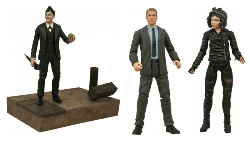 Diamond Select Toys Gotham action figures