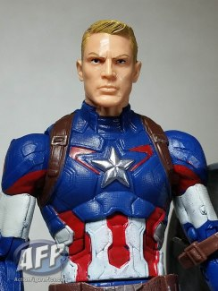 Marvel Legends Thanos wave - Captain America (4 of 7)