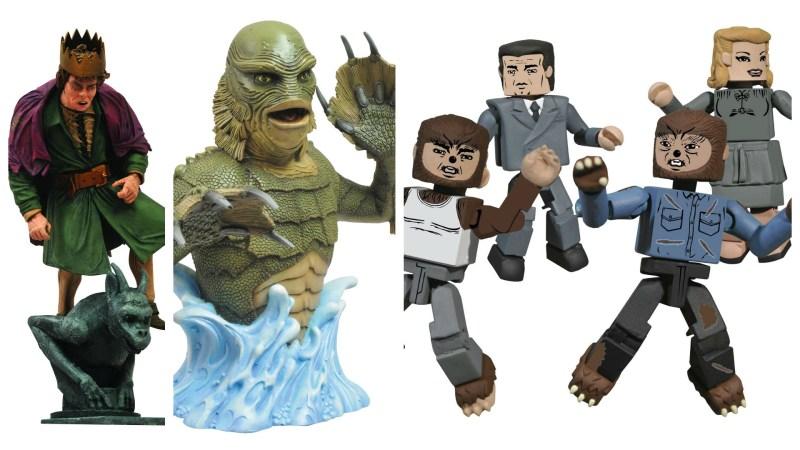 Diamond Select Toys Universal Monsters Flash Friday sale