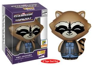 Dorbz XL Guardians of the Galaxy - 6 Nova Suit Rocket Raccoon