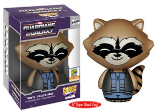 Dorbz XL Guardians of the Galaxy - 6 Rocket