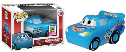 Pop! Disney Cars - Dinoco McQueen