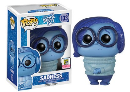 Pop! DisneyPixar Inside Out - Sparkle Hair Sadness