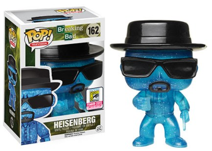Pop! TV Breaking Bad - Blue Crystal Heisenberg