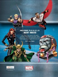 Put Me In The Story (Avengers Black Ops Field Guide) - 9 back cover