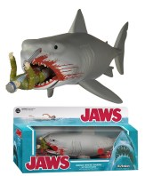 ReAction Jaws - Bloody Quint and Shark