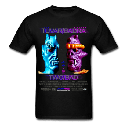 two-bad-movie-parody-poster_t-shirt
