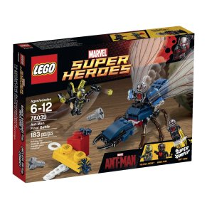 LEGO - 76039 ANT-MAN FINAL BATTLE 2