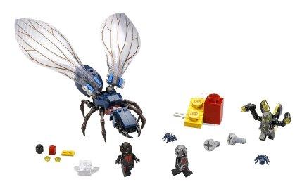 LEGO - 76039 ANT-MAN FINAL BATTLE 4