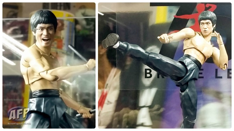 SDCC 2015 - Bandai Tamashii Nations S.H. Figuarts Bruce Lee