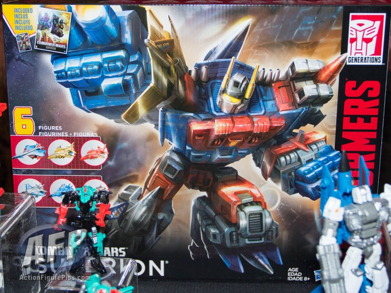 SDCC 2015 Hasbro Transformers Panel and Reveals