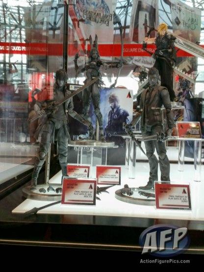 NYCC 2015 - Square Enix Play Arts Kai (25 of 32)