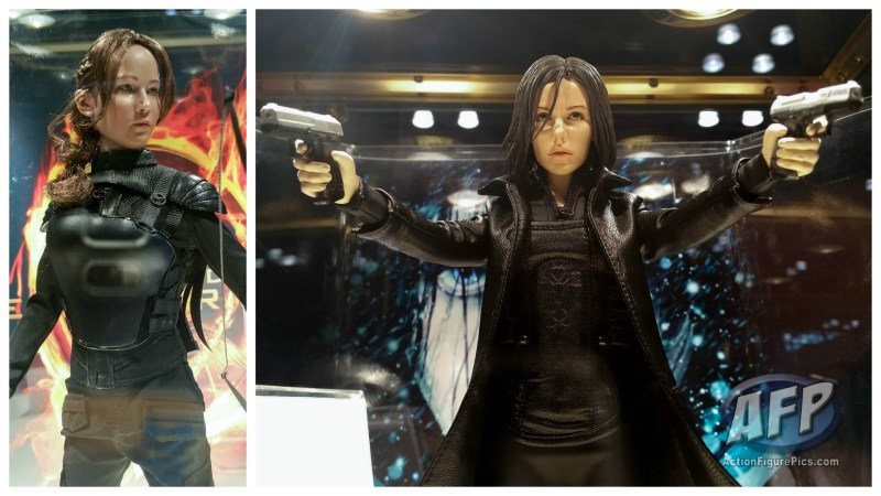 NYCC 2015 - Star Ace Toys Hunger Games Underworld