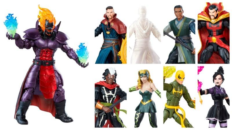 Marvel Legends Dr Strange wave