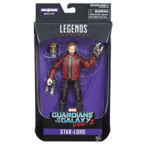 MARVEL GUARDIANS OF THE GALAXY VOL. 2 LEGENDS SERIES 6-INCH Figure Assortment (Star-Lord) - in pkg