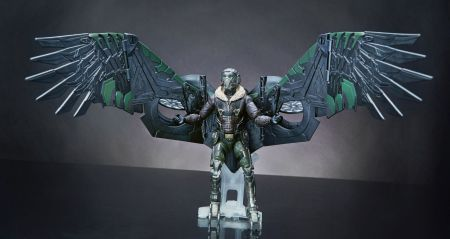 MARVEL SPIDER-MAN HOMECOMING LEGENDS SERIES 6-INCH Figure Assortment (Vulture) 2