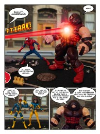 The Amazing Spider-Man - Twas the Fight Before Christmas - page 09