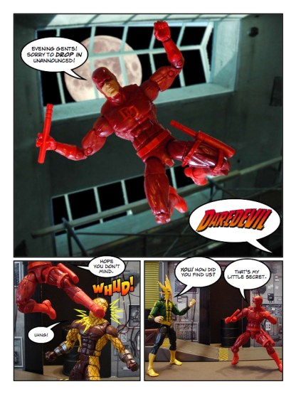 Daredevil - Shock Treatment - page 22