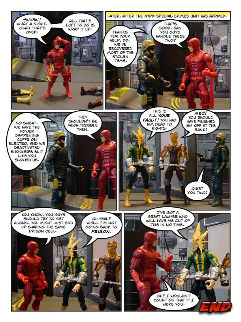 Daredevil - Shock Treatment - page 26