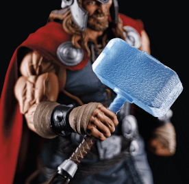 MARVEL LEGENDS SERIES 12-INCH THOR - 5