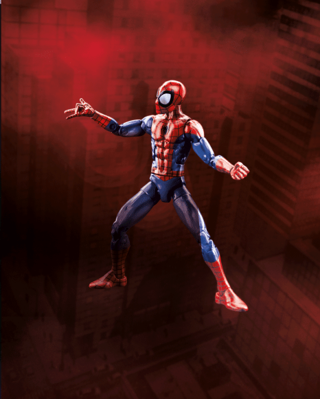 MARVEL LEGENDS SERIES 6-INCH 2-pk Walmart Exc - Spider-Man