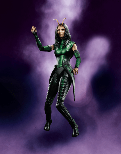 MARVEL LEGENDS SERIES 6-INCH GUARDIANS OF THE GALAXY W2 - MANTIS_Build a Figure
