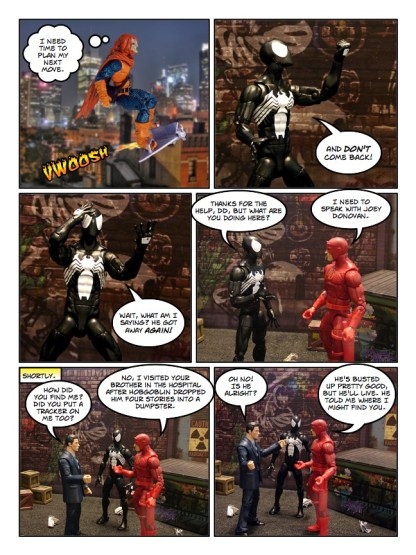 The Amazing Spider-Man - The Disc - page 27