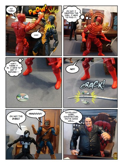 The Amazing Spider-Man - The Disc - page 35