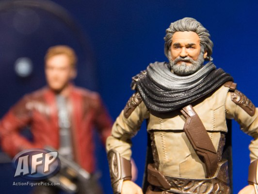 Toy Fair 2017 Marvel Legends Guardians of the Galaxy Ego Star-Lord 2-pack (3 of 8)