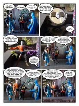 Batman - Outsiders - page 07