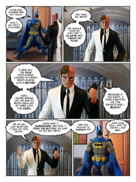 Batman - The Two Faces of Death - page 08