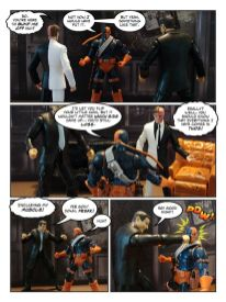 Batman - The Two Faces of Death - page 11