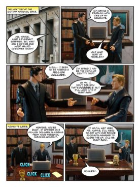Batman - The Two Faces of Death - page 19