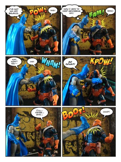 Batman - The Two Faces of Death - page 27