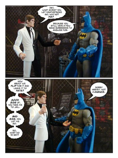 Batman - The Two Faces of Death - page 32