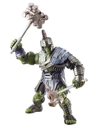 MARVEL THOR RAGNAROK LEGENDS SERIES 6-INCH Figure Assortment - Hulk BAF (1)