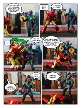 Spider-Man - Beetle-Mania - page 21