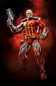 Marvel Deadpool Legends Series 6-inch Deathlok