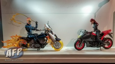 SDCC 2017 - Hasbro - Marvel Legends Ultimate Riders (1 of 7)