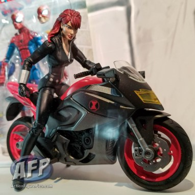 SDCC 2017 - Hasbro - Marvel Legends Ultimate Riders (2 of 7)