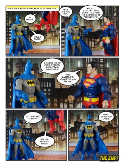 Batman and Superman - World's Finest - Page 36