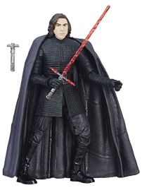 STAR WARS THE BLACK SERIES 6-INCH Figure Assortment (Kylo Ren)