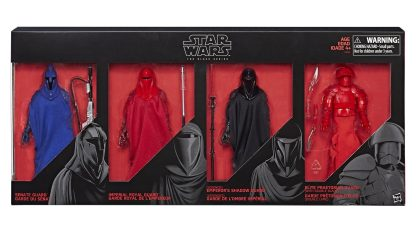 Star Wars The Black Series 6-Inch Guardians of Evil Figure 4-Pack - in pkg