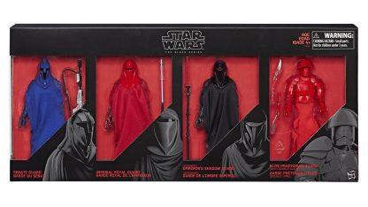 Star Wars The Black Series 6-Inch Guardians of Evil Figure 4-Pack - in pkg