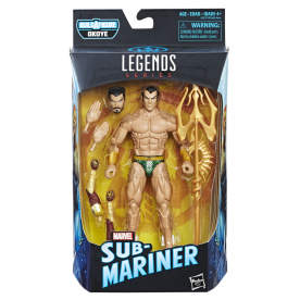 BLP Legends 6 Inch - Sub-Mariner pkg