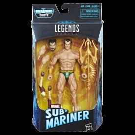 BLP Legends 6 Inch - Sub-Mariner pkg