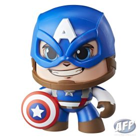 MARVEL MIGHTY MUGGS Figure Assortment - Captain America (3)