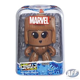 MARVEL MIGHTY MUGGS Figure Assortment - Groot (in pkg)